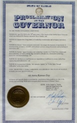2010 AAK Day Proclamation